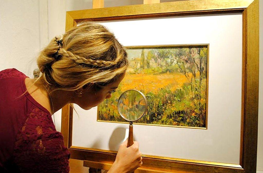 perito de arte