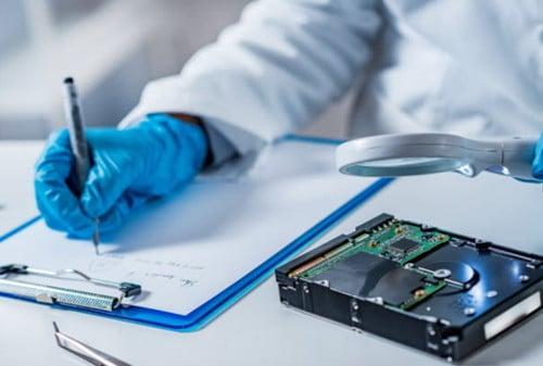 laboratorio informática forense