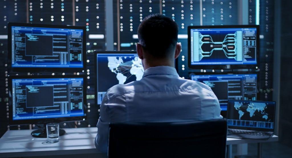 Descripción general de un laboratorio informática forense